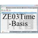 ZE03Time Software 2.0 für Terminals seriell, Ethernet und...